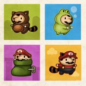 Mario Squared