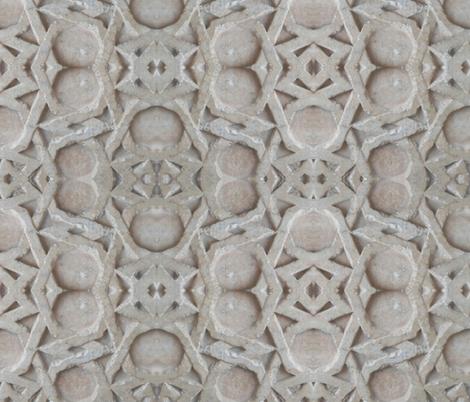 Ulu Camii Carved Stone fabric by dinky's on Spoonflower - custom fabric
