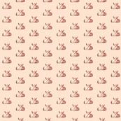 Bunnies in Love, Pink