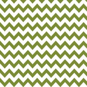 chevron_in_army_green