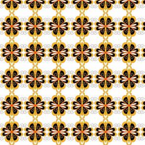 Mod Flowers Medium