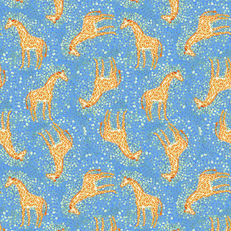 Spiral Giraffe