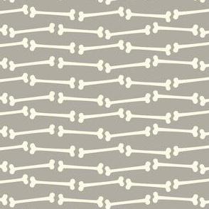 Spooky Bones: Gray