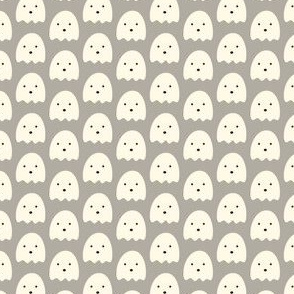 Spooky Ghosts: Gray