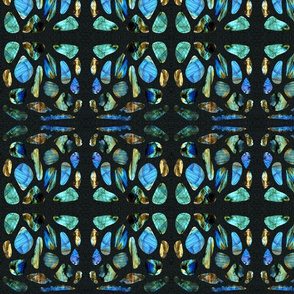 Labradorite Tile