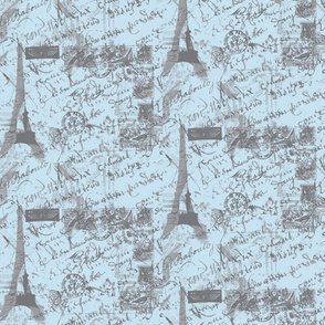 Parisian French script Powder Blue-ch-ch-ch-ch-ch-ch-ch