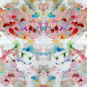 Perfect Rainbow Rorschach
