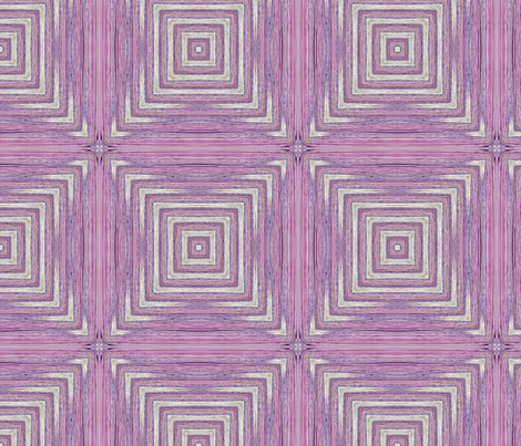 Bargello in pink fabric by koalalady on Spoonflower - custom fabric