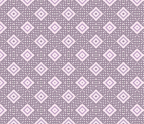 basic_knot-pattern3- fabric by koalalady on Spoonflower - custom fabric