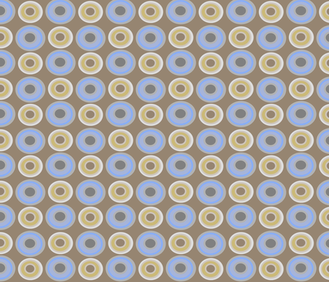 geodes fabric by roxiespeople on Spoonflower - custom fabric