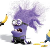 Bananas Mine!! Lg - Evil Minion & Minions