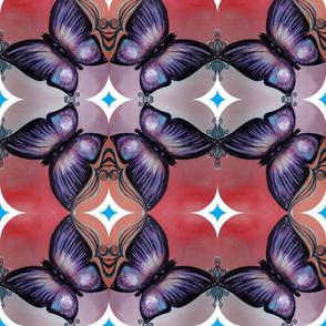 butterfly bounce