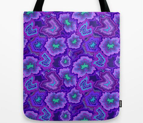 Passionate Purple Agate