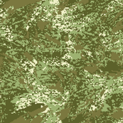 Desert Digital Brush Camo