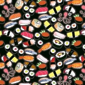 black sushi 2
