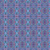 Rubies & Blue Geodes