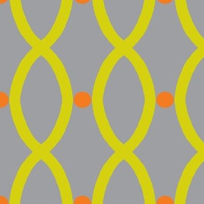criss/cross-grey/gold