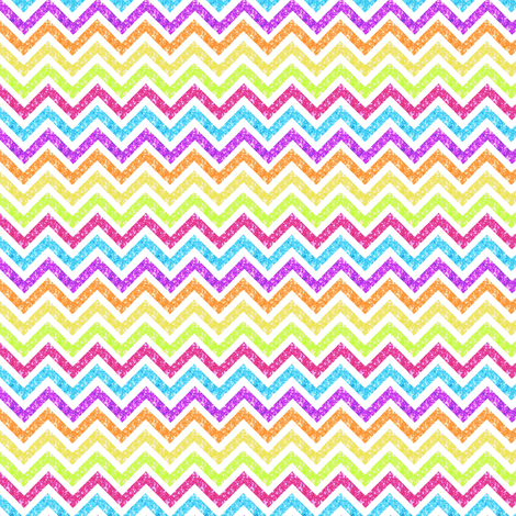 Bold Chevron Sparkle glitter Stripe Multi smallest-ch