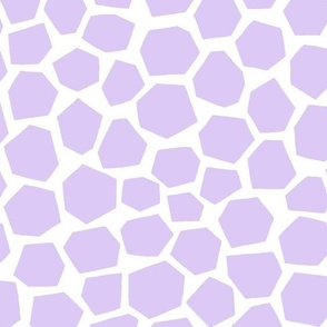 Geo Giraffe (purple)