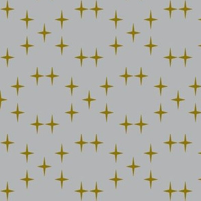 Star crossed in camo and grey