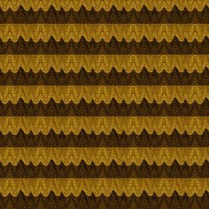 bronzeknitchevron