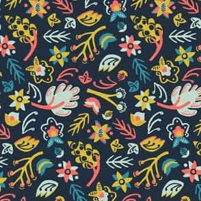 Folky pattern