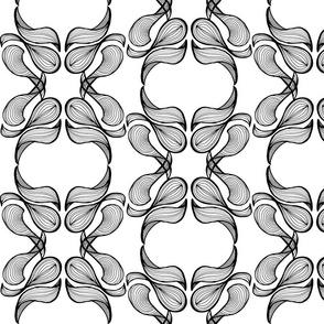 Organic Line Art