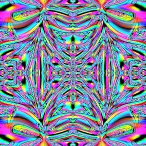 Rainbow Faces 1