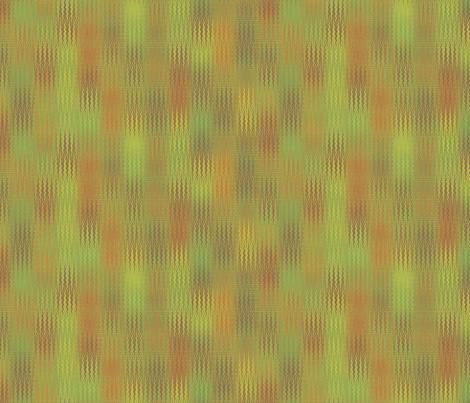 copper ikat fabric by weavingmajor on Spoonflower - custom fabric