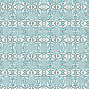 Small Blue Pattern