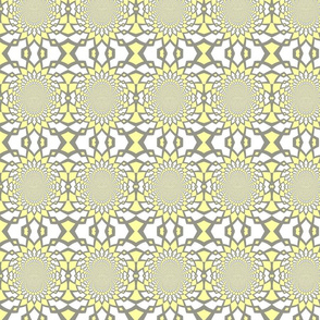 Medium Yellow Pattern