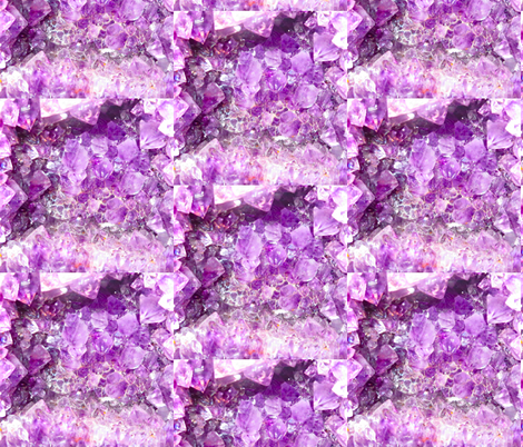 Amethyst Delight fabric by dovetail_designs on Spoonflower - custom fabric