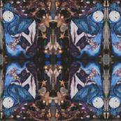 Bohemian Mermaid Fabric