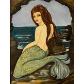 Cave Dweller Mermaid