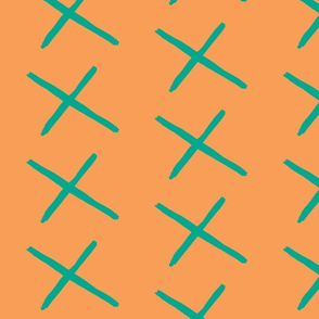 teal x_orange