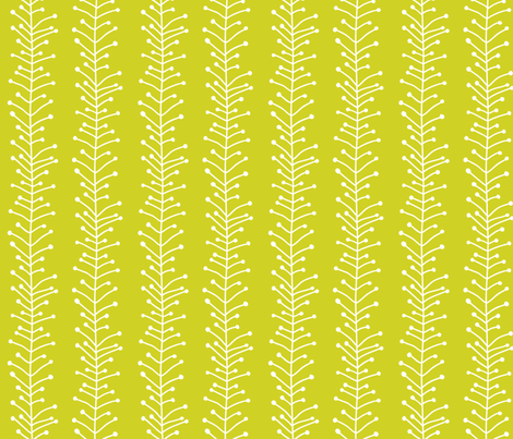 Cally Creates - Growth 4 fabric by callycreates on Spoonflower - custom fabric