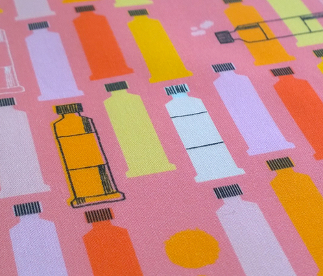 Peintures (Pink)