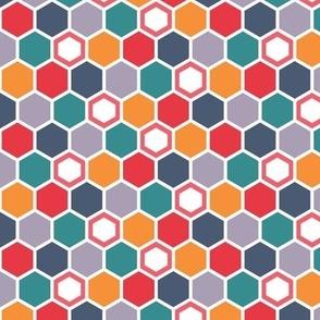 Hexagon Madness