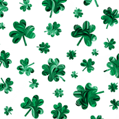 Emerald-Shamrocks