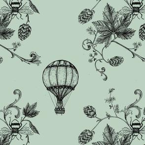 Botanic Ballooning
