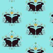 Bunny Sillouettes
