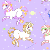 Candy Ponies