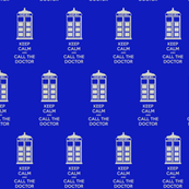 tardis keep calm