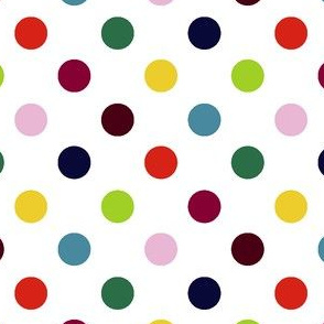 Candy Polka Dots