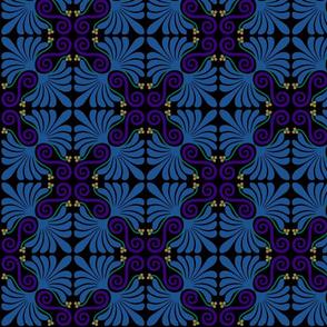 Palmette blues