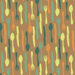 Cutlery - colorway 2