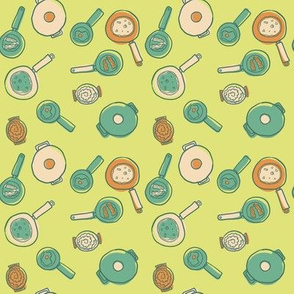 Pots and pans - colorway 2
