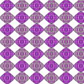 Purple Medallions