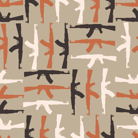 Kalashnikov brown