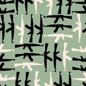 green_guns